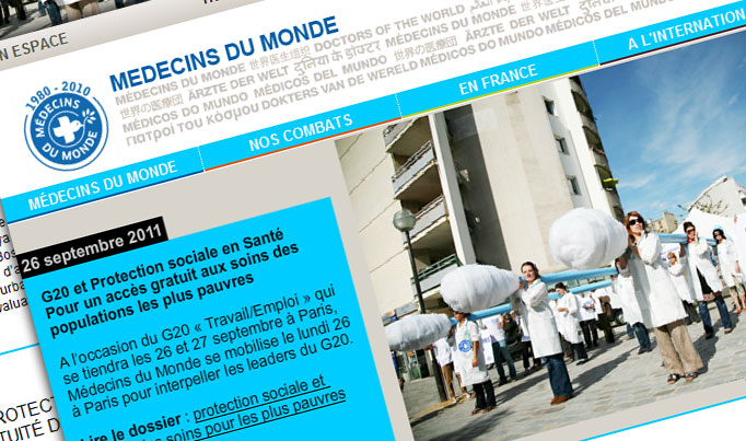 Mdecins du Monde International