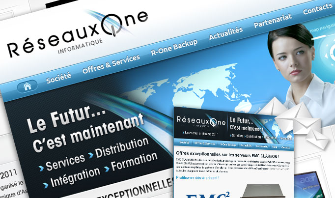 Rseaux One Informatique